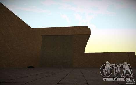 SF Army Re-Textured para GTA San Andreas quinto tela