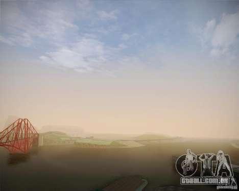 ENBSeries by ibilnaz v 2.0 para GTA San Andreas décimo tela