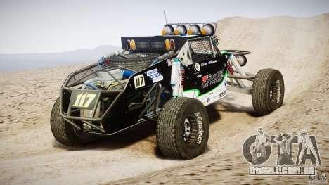 Ickler Jimco Buggy [Final] para GTA 4 vista direita
