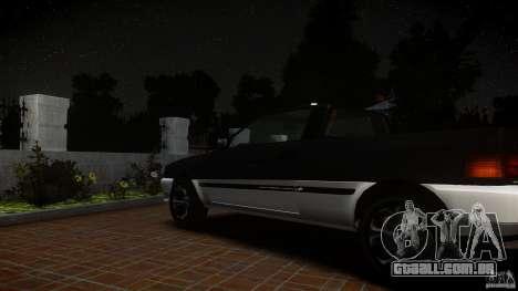 Blista Pick Up para GTA 4 vista de volta