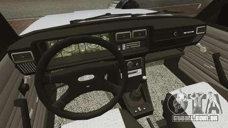 Caio melo Vaz-2107 para GTA 4