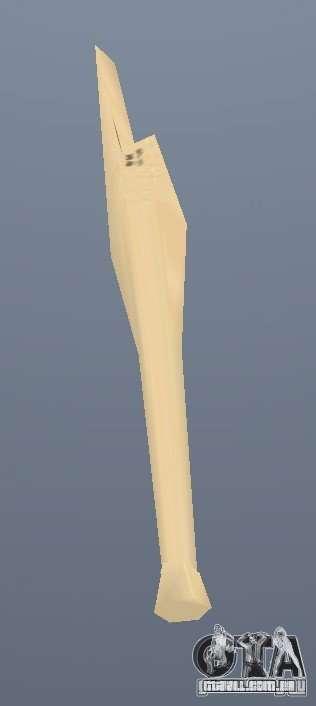Broken Baseball Schlager para GTA Vice City segunda tela