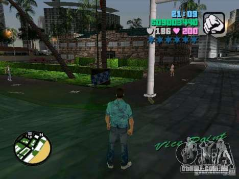 New Police para GTA Vice City terceira tela
