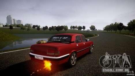 Gaz-3110 Turbo WRX STI v 1.0 para GTA 4