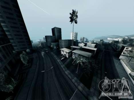 Setan ENBSeries para GTA San Andreas segunda tela