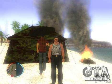 Marinheiro para GTA San Andreas segunda tela