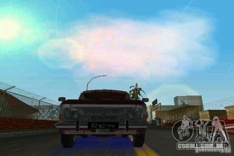 Kombi IZH-2125 para GTA Vice City vista direita