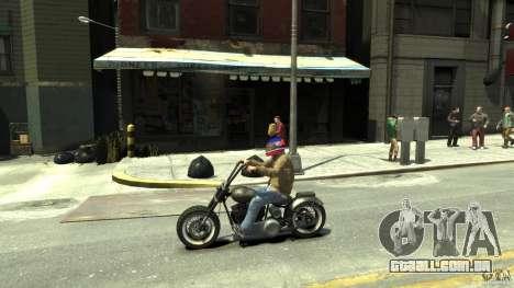 Energy Drink Helmets para GTA 4 nono tela