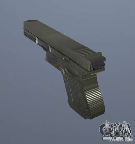 Glock 17 para GTA Vice City