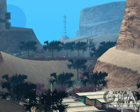 Modern Bone Country para GTA San Andreas décimo tela