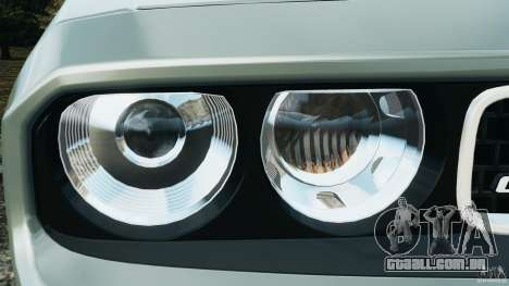 Dodge Challenger SRT8 2009 [EPM] para GTA 4 motor