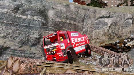 Trilha Off-Road para GTA 4 segundo screenshot
