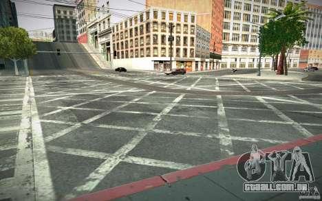 Estrada de HD (4 GTA SA) para GTA San Andreas quinto tela