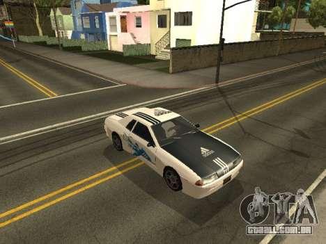 Vinil para Elegy para GTA San Andreas terceira tela