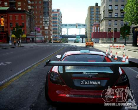 iCEnhancer 2.1 Final para GTA 4 segundo screenshot