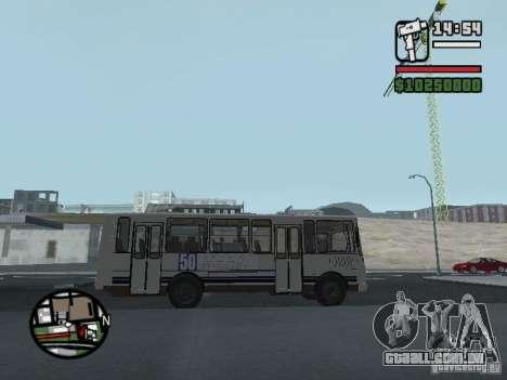 SULCO 4234 v1 para GTA San Andreas traseira esquerda vista
