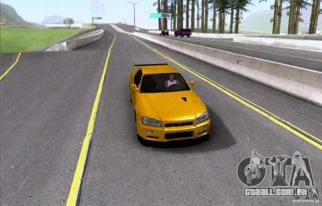 ENBSeries by HunterBoobs v2.0 para GTA San Andreas