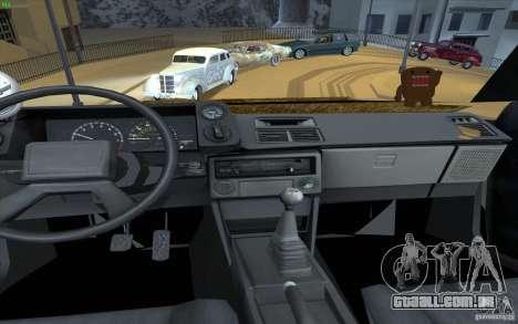Elegy Rat by Kalpak v1 para vista lateral GTA San Andreas