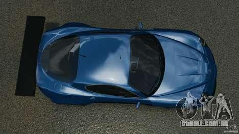 Alfa Romeo 8C Competizione Body Kit 1 para GTA 4 vista direita