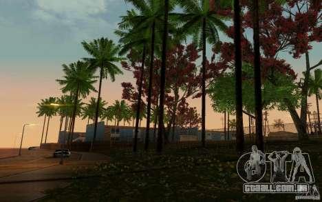 Project Oblivion 2010 Sunny Summer para GTA San Andreas nono tela