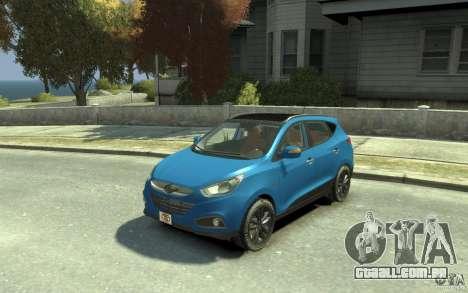 Hyundai IX35 2010 Beta para GTA 4
