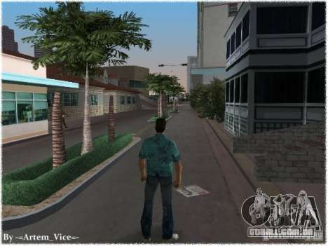 New Ocean Beach para GTA Vice City quinto tela