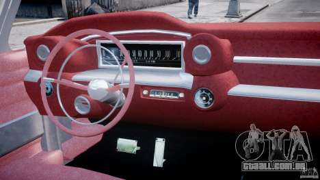 Cadillac Eldorado 1959 (Lowered) para GTA 4 vista direita