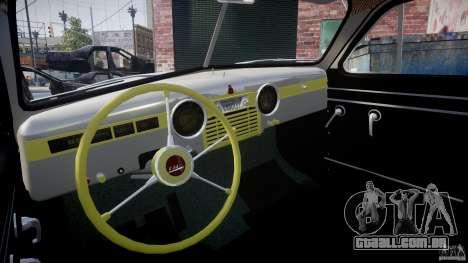 GÁS M20V ganhar americano 1955 v 1.0 para GTA 4 vista direita