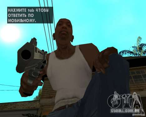 Magnum 22,2 para GTA San Andreas