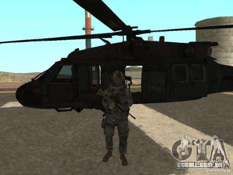 Animations v1.0 para GTA San Andreas