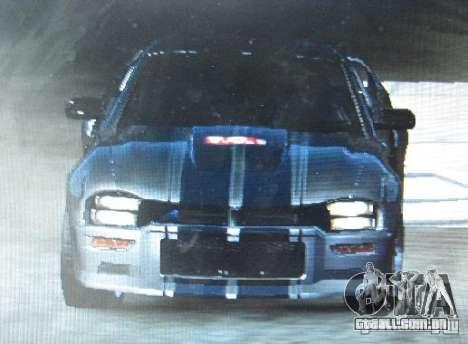 Rei da estrada de Flatout Ultimate Carnage para GTA 4 traseira esquerda vista