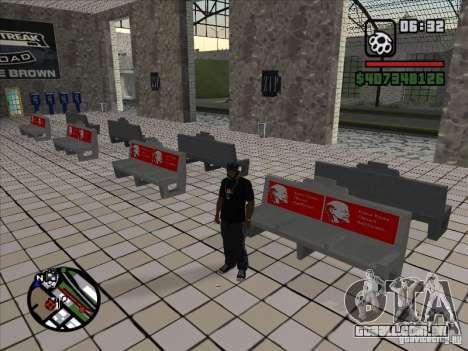 Pequenas curiosidades para GTA San Andreas terceira tela