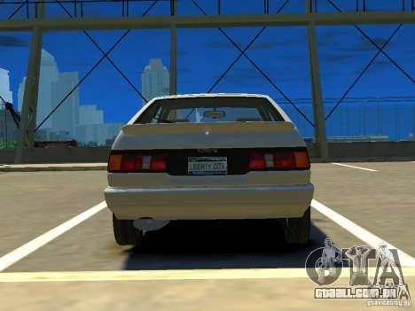 Toyota Corolla AE86 EPM v3.0 para GTA 4 traseira esquerda vista
