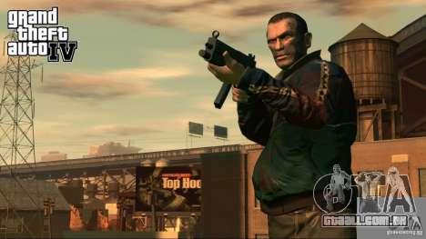 Telas de carregamento do GTA 4 para GTA San Andreas segunda tela