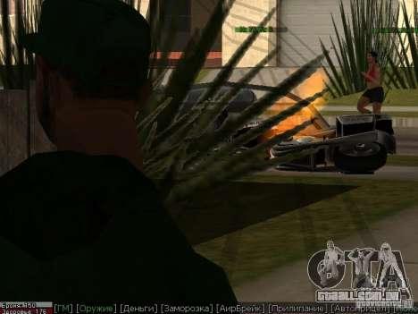 Dope para GTA San Andreas sétima tela
