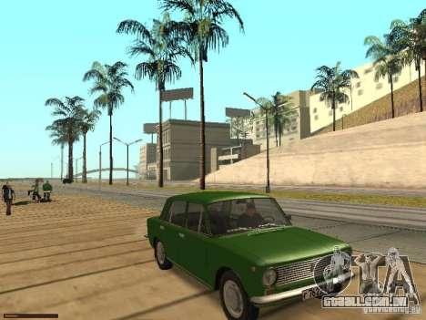 Morte real para GTA San Andreas por diante tela
