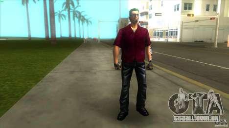 Peles de Pak para GTA Vice City quinto tela