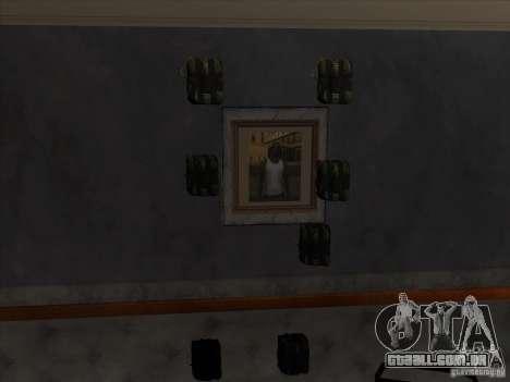 Explosivo C4 para GTA San Andreas segunda tela