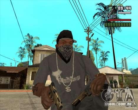 Millenias Weapon Pack para GTA San Andreas segunda tela