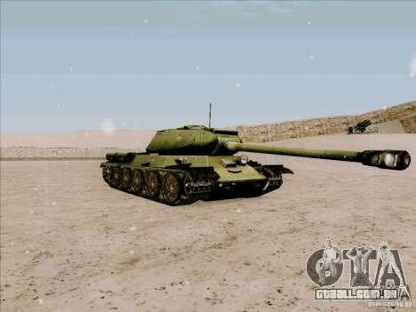 T-34 para GTA San Andreas