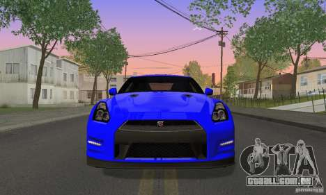 ENBSeries by dyu6 Low Edition para GTA San Andreas sexta tela