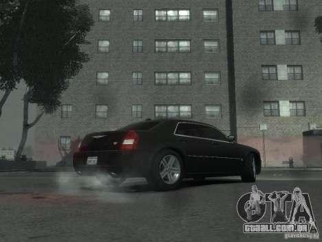 Chrysler 300C para GTA 4 vista direita