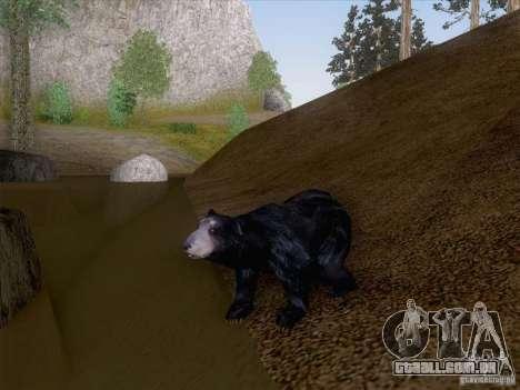 Wild Life Mod 0.1b para GTA San Andreas quinto tela