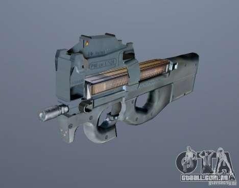 Grims weapon pack1 para GTA San Andreas quinto tela