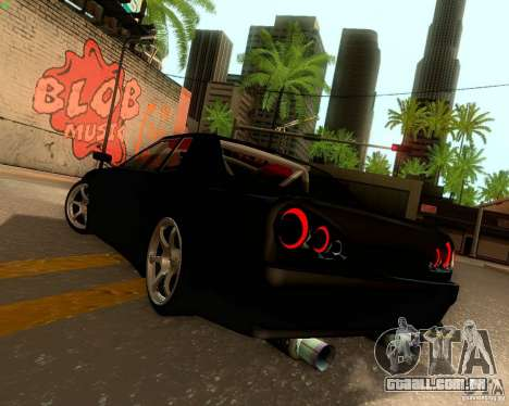Elegy Drift Korch para vista lateral GTA San Andreas