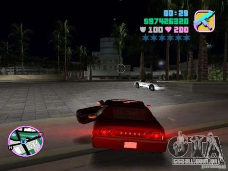 Phobos VT de Gta Liberty City Stories para GTA Vice City vista direita