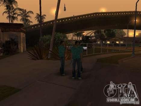 Los Santos Protagonists para GTA San Andreas