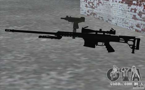 M98B para GTA San Andreas