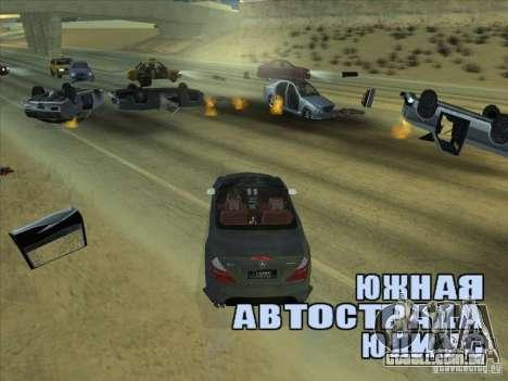 Campo de força para GTA San Andreas terceira tela