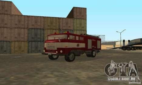 Fogo IFA para GTA San Andreas